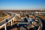 Multiple project to construct artificial structures of the Molodogvardeiskaya transport interchange at the Moscow Ring Road (2011-2016)